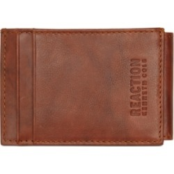 Kenneth Cole Reaction Men's Crunch Magnetic Front-Pocket Leather Wallet found on Bargain Bro India from Macys CA for $37.48