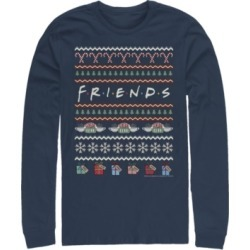 Men's Friends Logo Long Sleeve T-shirt found on MODAPINS from Macy's for USD $29.99