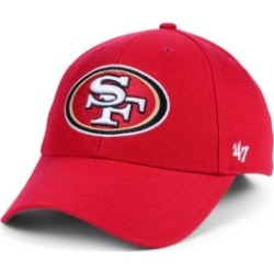 '47 Brand San Francisco 49ers Kids Team Color Mvp Cap found on Bargain Bro India from Macy's for $19.99