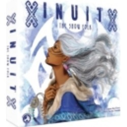 Board Dice Inuit- The Snow Folk Strategy Board Game