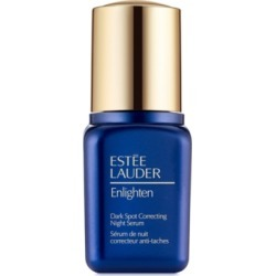 Receive a free Estee Lauder Deluxe Enlighten Night Serum Sample with $50 Estee Lauder purchase