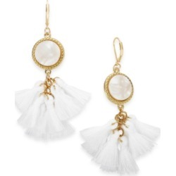 Inc Gold-Tone Tortoise-Look Multi-Tassel Drop Earrings, Created for Macy's found on Bargain Bro Philippines from Macy's for $22.12