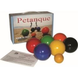 Londero Petanque Solid Beechwood Outdoor Game Set