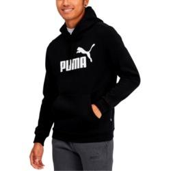 Puma Men's Fleece Logo Hoodie found on Bargain Bro India from Macys CA for $35.13