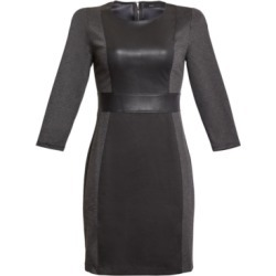 Bcbgmaxazria Mixed-Media Bodycon Dress found on Bargain Bro Philippines from Macy's Australia for $31.97