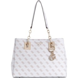 Guess Logo Rock Girlfriend Satchel found on MODAPINS from Macy's for USD $118.00