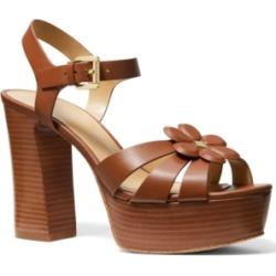 Michael Michael Kors Nellie Platform Dress Sandals Women's Shoes found on Bargain Bro Philippines from Macy's Australia for $170.31