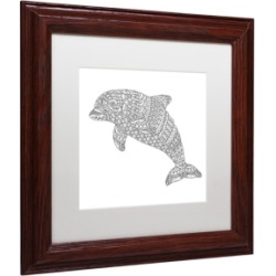 Filippo Cardu 'Spirit Animals 8' Matted Framed Art found on Bargain Bro India from Macys CA for $37.06