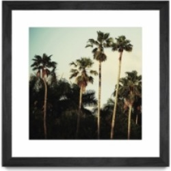 """Giant Art Beverly Hills I Matted and Framed Art Print, 36"""" x 36"""""""