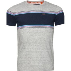 Superdry Chestband Pocket T-Shirt found on Bargain Bro Philippines from Macy's Australia for $23.48