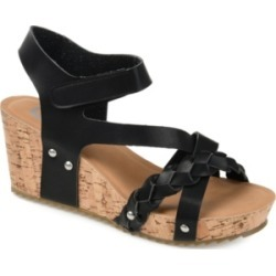 Journee Collection Women's Gizel Sandals Women's Shoes found on Bargain Bro India from Macy's for $74.99