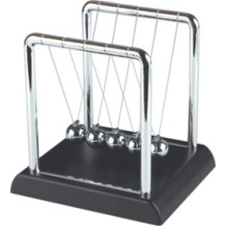Toysmith Newtons Cradle Physics Toy