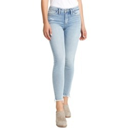 Silver Jeans Co. Most Wanted Skinny Jeans found on MODAPINS from Macys CA for USD $43.61