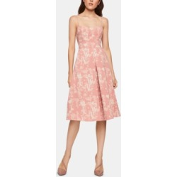 BCBGeneration Floral-Jacquard Fit & Flare Dress found on Bargain Bro India from Macys CA for $155.13