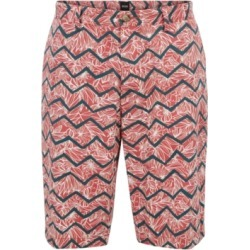 Boss Men's Graphic-Print Chino Shorts found on MODAPINS from Macy's for USD $88.99