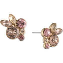 Givenchy Crystal Floral Cluster Stud Earrings found on Bargain Bro India from Macy's for $29.75