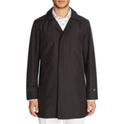 Tallia Men's Slim Fit Leopard Packable Trench Coat found on MODAPINS from Macy's for USD $55.80