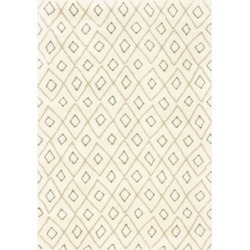 Oriental Weavers Carson 3943G Ivory/Sand 2' x 3' Area Rug found on Bargain Bro India from Macy's for $49.00