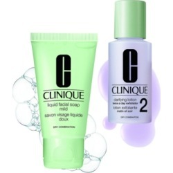 Choose your Free Clean Skin, Great Skin kit with any Clinique iD or Dramatically Different Moisturizer purchase!