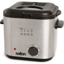 Salton 1 Liter Compact Deep Fryer found on Bargain Bro Philippines from Macy's for $49.99