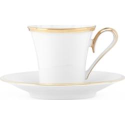 Lenox Eternal Espresso Cup and Saucer Set