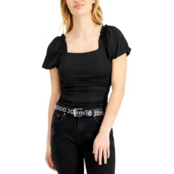 Kit & Sky Puff-Sleeve Bodysuit found on MODAPINS from Macy's for USD $14.63