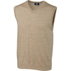 Cutter and Buck Men's Big and Tall Douglas V-Neck Vest found on MODAPINS from Macys CA for USD $104.92