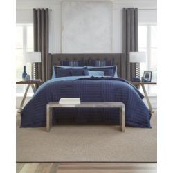 Tommy Hilfiger Ashcolt Reversible 2-Pc. Stripe Twin Comforter Set Bedding