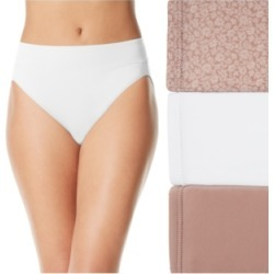 Olga 3-Pk. Women's Plus Size Without A Stitch Brief Underwear 23173J found on Bargain Bro Philippines from Macy's Australia for $28.74