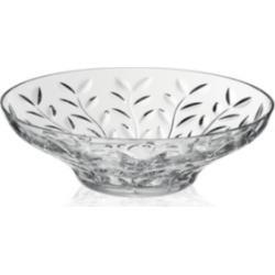Lorren Home Trends Rcr Laurus Crystal Round Bowl