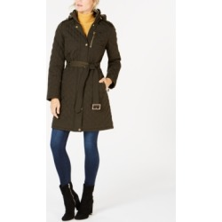 Michael Michael Kors Hooded Quilted Jacket, Created for Macy's found on MODAPINS from Macys CA for USD $69.46