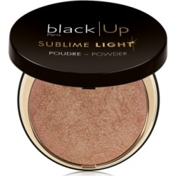 black Up Sublime Light Compact Powder