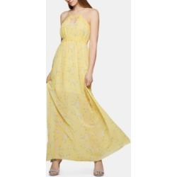BCBGeneration Lace-Trim Floral-Print Maxi Dress found on Bargain Bro India from Macys CA for $144.65