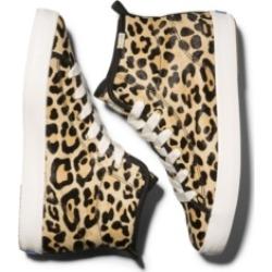 Keds For Kate Spade New York Kickstart Hi Ks Leopard Calf Hair Women's Sneakers found on Bargain Bro Philippines from Macy's for $119.95