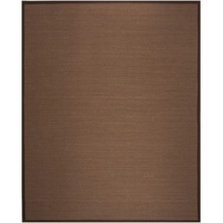 Safavieh Natural Fiber Brown 8' x 10' Sisal Weave Rug found on Bargain Bro Philippines from Macy's for $384.00