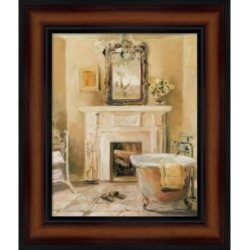 French Bath Iv by Marilyn Hageman Framed Art found on Bargain Bro India from Macy's for $157.99