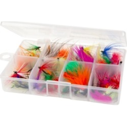 Wakeman Outdoors Assorted Dry Fly Fishing Flies 50 Piece found on Bargain Bro India from Macys CA for $20.48