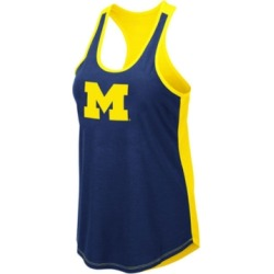 Colosseum Women's Michigan Wolverines Publicist Tank found on Bargain Bro India from Macy's for $14.00