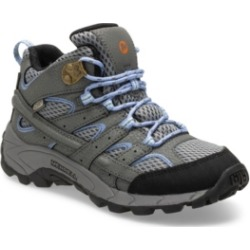 Merrell Kids Little and Big Girl Moab 2 Mid Waterproof Hiker found on Bargain Bro India from Macy's for $70.00