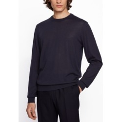 Boss Men's Micolai Wool-Blend Sweater found on MODAPINS from Macy's for USD $106.00