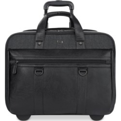 Solo Bradford Rolling Laptop Briefcase found on Bargain Bro India from Macys CA for $158.91