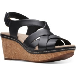 Clarks Collection Women's Annadel Rayna Wedge Sandals Women's Shoes found on Bargain Bro Philippines from Macy's Australia for $45.77
