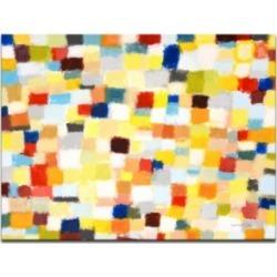 Ready2HangArt 'Perception Blanket' Abstract Canvas Wall Art - 20