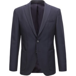Boss Men's Extra-Slim Fit Blazer found on MODAPINS from Macy's for USD $415.99