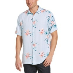 Cubavera Men's Floral-Print Shirt found on MODAPINS from Macy's Australia for USD $37.53