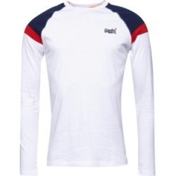 Superdry Engineered Baseball Long Sleeve Top found on Bargain Bro Philippines from Macy's Australia for $23.48