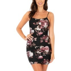 Speechless Juniors' Mesh Floral-Print Bodycon Dress found on Bargain Bro Philippines from Macy's for $59.00