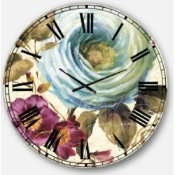 Designart Traditional Oversized Metal Wall Clock found on Bargain Bro Philippines from Macy's Australia for $301.11