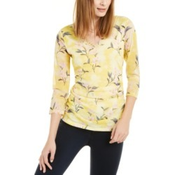 Inc Petite Floral-Print Mesh Top, Created For Macy's found on Bargain Bro India from Macy's Australia for $52.48