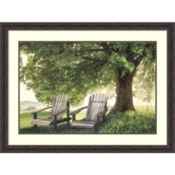 Amanti Art Made In The Shade Framed Art Print